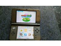 NImtendo 3DS XL with SKY3DS Card and Games