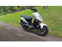 Kymco Agility RS 50 Naked 2–stroke,