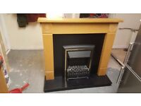 Very good electric fire place for sale