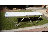2m Camping table