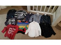 Boys clothes / shoes bundle 2-3years