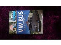 VW bus camper book in GERMAN