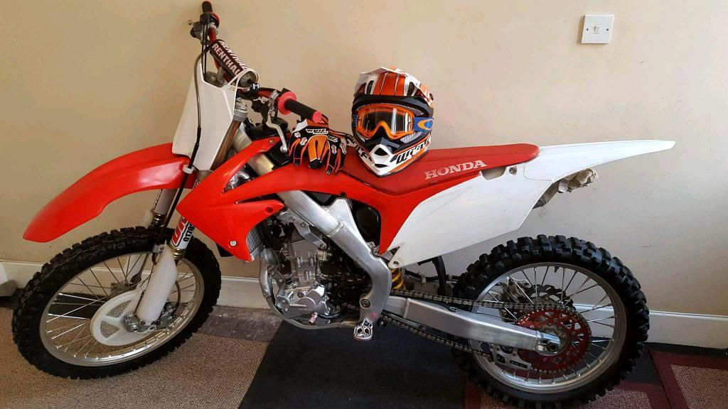 Honda crf250 2012 model crosser dirt bike in stoke on for 100cc yamaha dirt bike