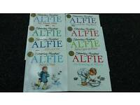 Alfie book collection