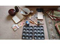 Vintage, Kitchen items, kitchenalia job lot, in Monmouth