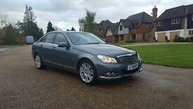 Mercedes-Benz C Class 1.8 C250 BlueEFFICIENCY Elegance Edition 125 7G-Tronic 4dr