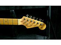 Fender USA strat electric guitar replica