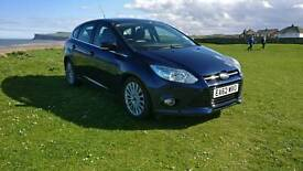 Selling my very low mileage ford focus 180hp fully loaded TITANIUM X.