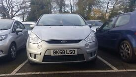 FORD S MAX, Manual (6 Speed)
