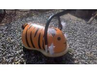 Whellie bug tiger