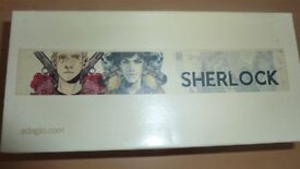 Lovely Sherlock Tea Sampler Set new one worth £19
