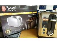 Russell Hobbs wide slot toaster