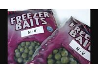 Carp boilies, 24kg frozen richworth NV 15mm and 18mm