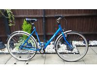 Women's real breeze hybrid city bike