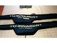 Tournament sleeves