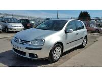 2005 Volkswagen Golf automatic 5 door hatchback 1.9 TDI