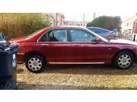Rover 75 mot aug