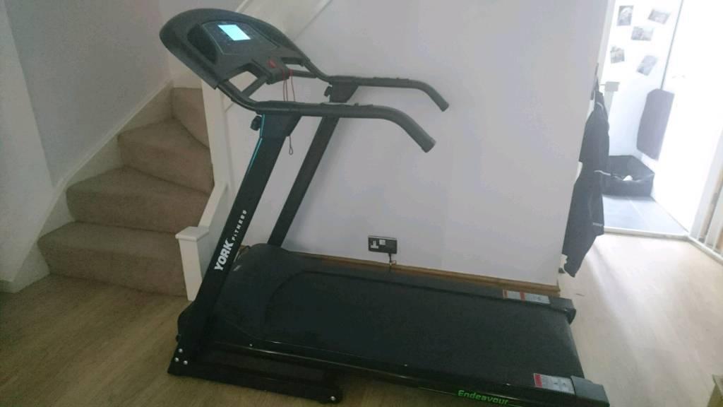 York endeavour treadmill