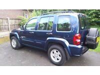 2003 jeep cherokee 2.5 cdr diesel