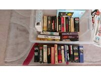 35 books for car boot