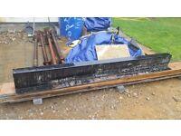 Catnic lintel. 2400mm x 220 x 200 used lintel