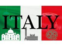 ITALIAN TO ENGLISH TRANSLATOR