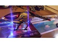 Xl big remote control model helicopter