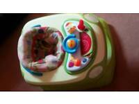 Chicco baby walker mint condition