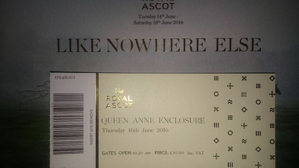 royal ascot ticket prices
