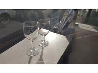 48 glasses of wine