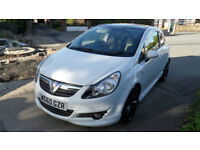 VAUXHALL CORSA 1.2 LIMITED EDITION 60 REG -DAMAGED REPAIRABLE SALVAGE