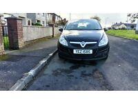 Vauxhall corsa 1.2life a/c