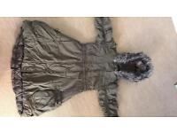 Girls M&S Limited Edition Winter coat 9-10 yrs