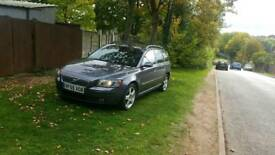 Volvo v50 2.0diesel FULL service and MOT one owner