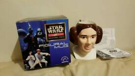 Star wars princess leia collectors edition Mug