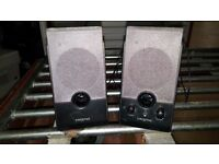 Creative SBS260 5W Mains Powered Speakers