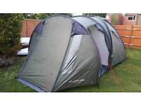 As new Eurohike Eden 5 family tent.