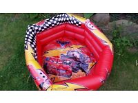 Toddler 'Cars' pool