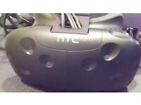 htc vive + audio delux strap (willing to split if required)