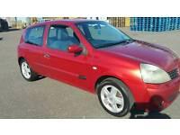 2005 Renault clio 1.2 Estrime