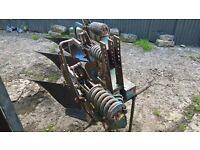 Fiskars 3 Furrow Plough