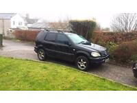 Mercedes ML 3.2l ***LPG CONVERSION***