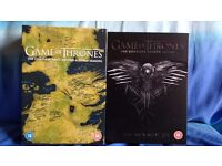 Game of Thrones 1-4 DVD
