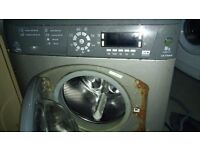 Hotpoint washing machine 8kg drum