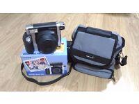 Fujifilm INSTAX 300 + Tripod + Instant Films + Accessories