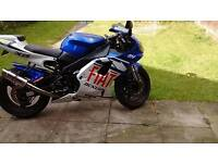99 Yamaha YZF R1