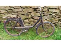 Classic Vintage French Velosolex Solex 1700 / 2200 / 3800 Frames 49cc Moped Mobylette Project