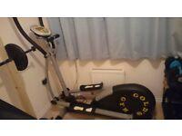 Gold's Gym VB Cross Trainer