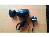 1200W Travel Hairdryer