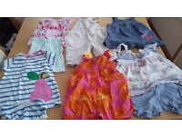 Girls baby summer outfits 3-6months